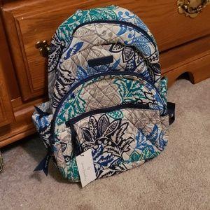 Vera Bradley Essential Compact Backpack
